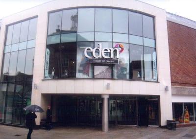 Eden Shopping Centre, High Wycombe