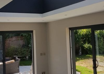 rooflight and lantern painting